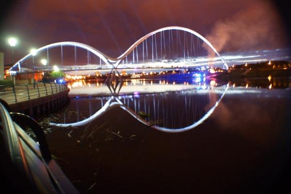 jubilee at infinity bridge by Stephen27