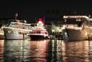 Newport Harbor Xmas Boat Parade 12/18/11 by mwj49