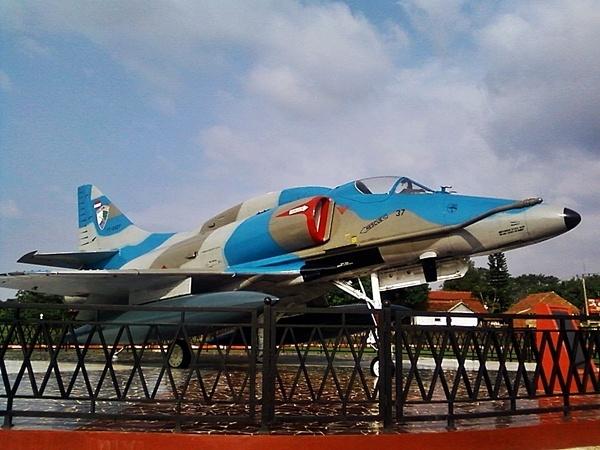 A4 Skyhawk by arhab