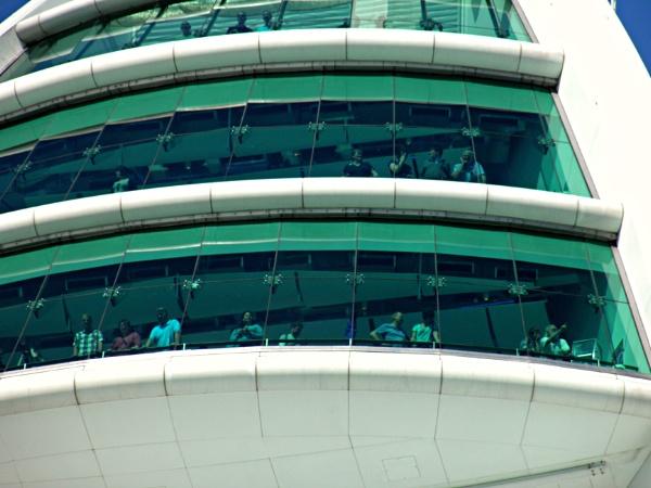 Spinnaker Tower by brianpatcham