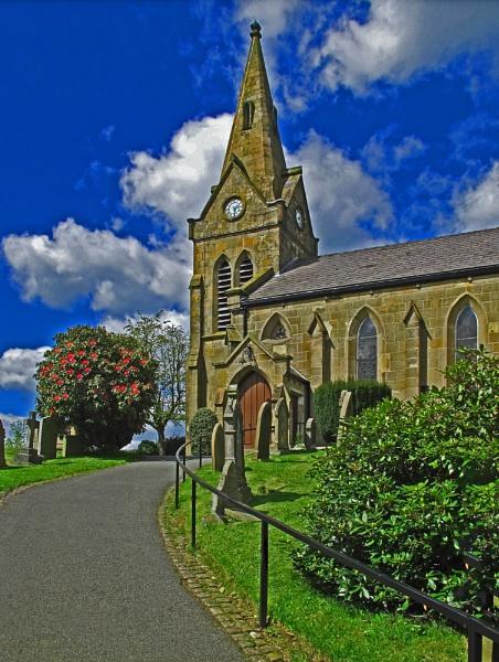church by tanglewoodplayer