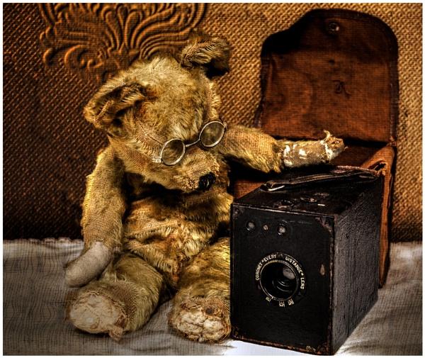 Teddy Cam by Briwooly