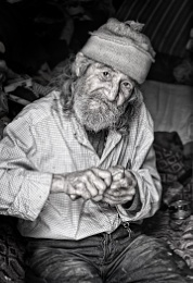 Old Turkish Sailor