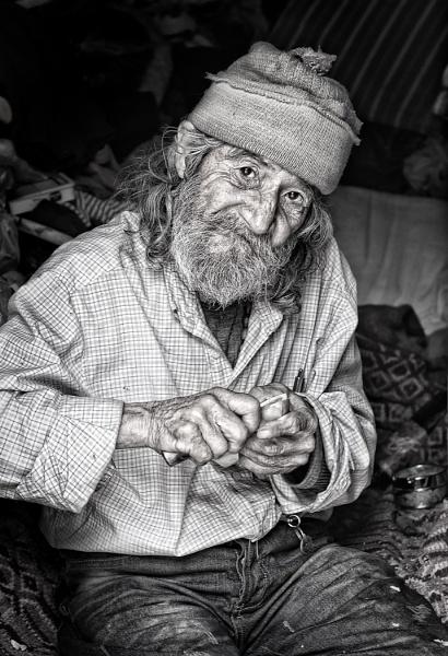 Old Turkish Sailor by Platchet