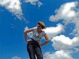 Robyn with Big Sky