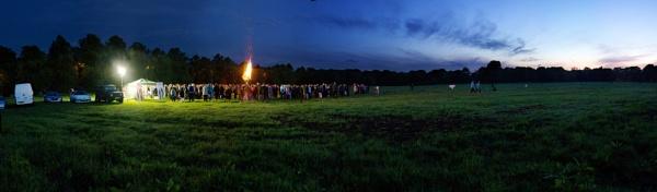 Jubilee Beacon Lighting Knutsford by Alexiii