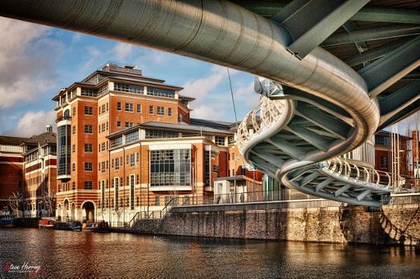 Valentines Bridge. by sherring
