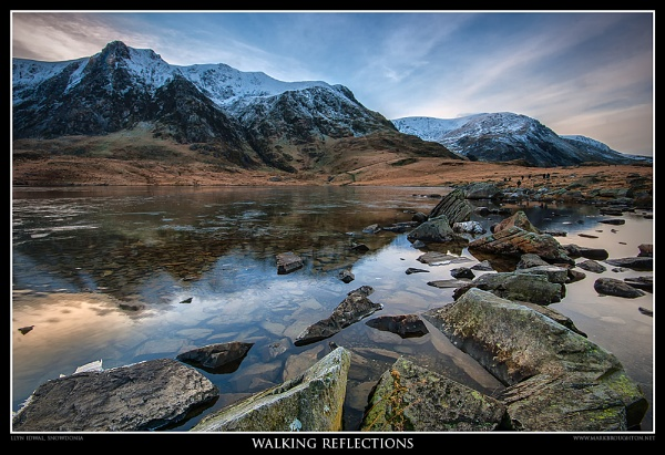 Walking Reflections by MarkBroughton