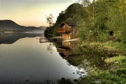 The Boathouse.............