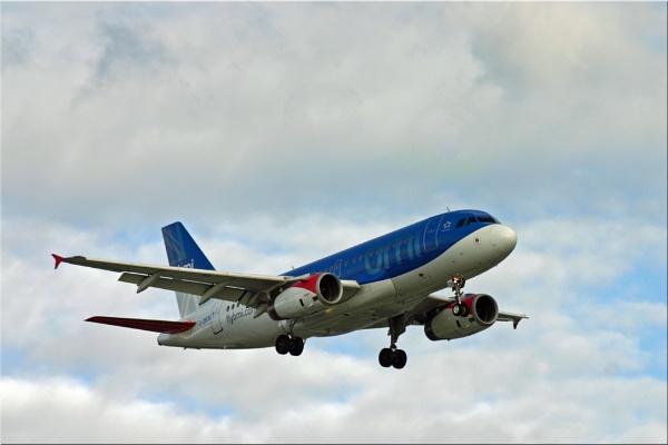 BMI - Heathrow Terminal 4 by CraigSev