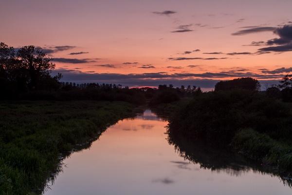 Bure Sunset by mlanda