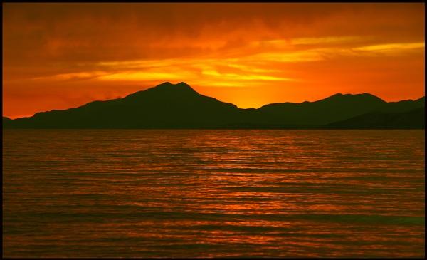 Kalymnos Sky by iscramble