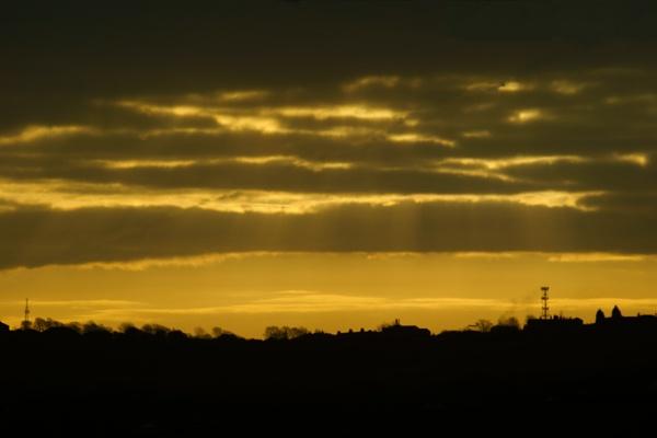 Sunrise Glow by AndyBeattie