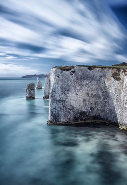The white cliffs... of Dorset by marktc