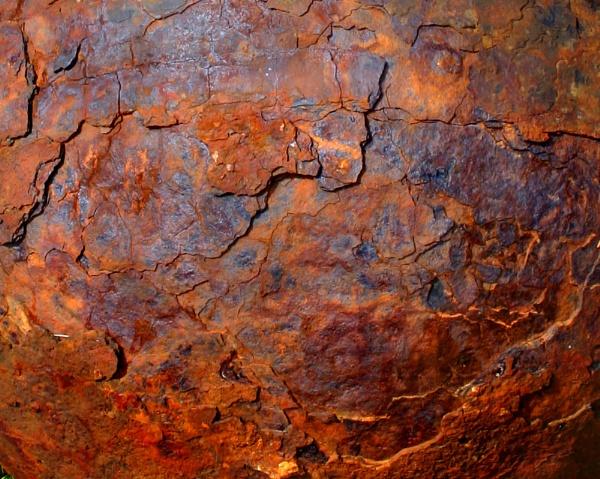 Rust by nanpantanman