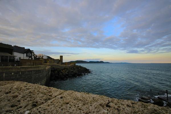 Lyme Regis II by Cybalist