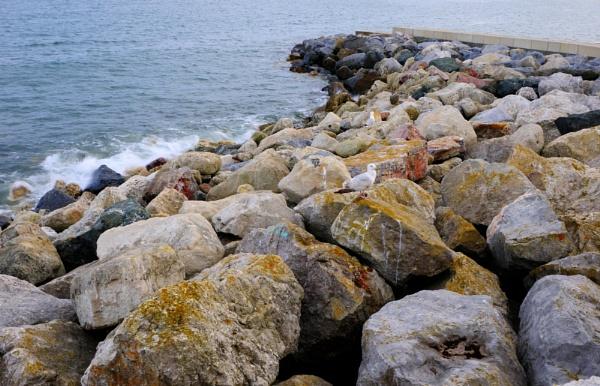 Lyme Regis III by Cybalist