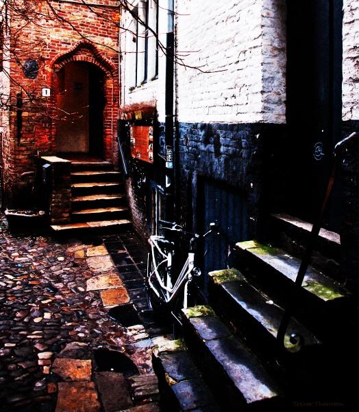 Bruges bar by TT999