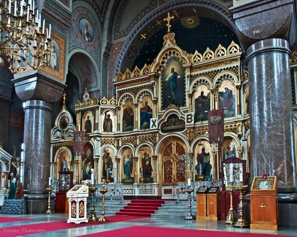 Uspenski Cathedral, Helsinki by TT999