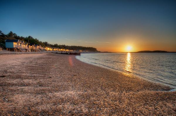 Wells sunset by wardp