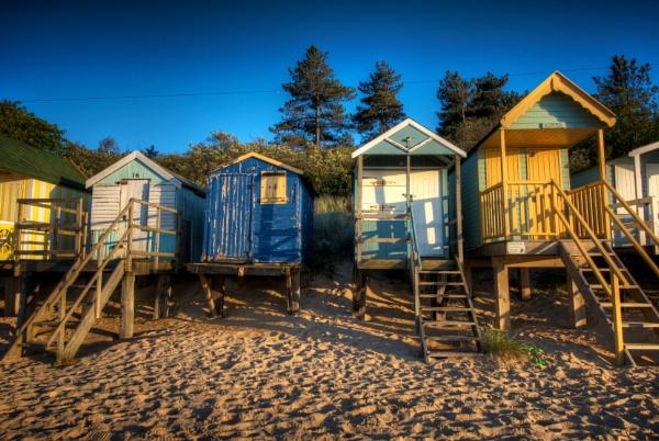 Huts by wardp