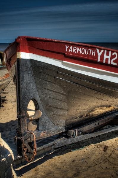 Yarmouth by wardp