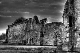 Haughmond Abbey in Shropshire