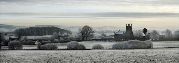 Kirkton in winter by Boleskine