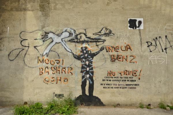 urban art by mark90d