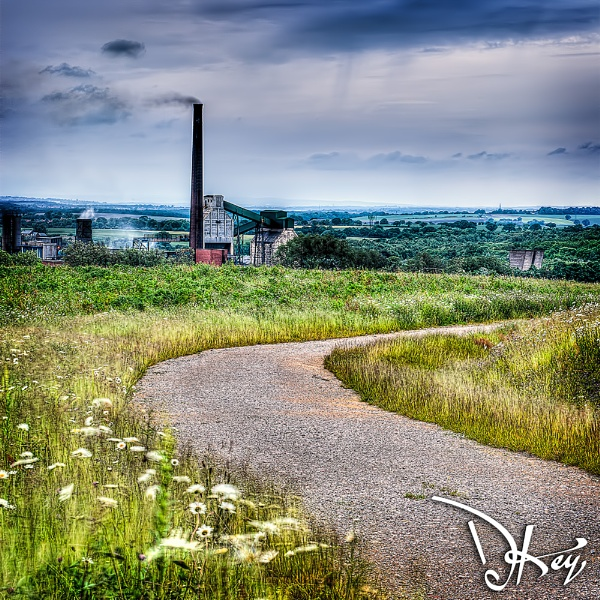 Old Drift Mine by woodyp
