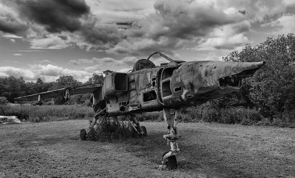 Old Jet by pablo69