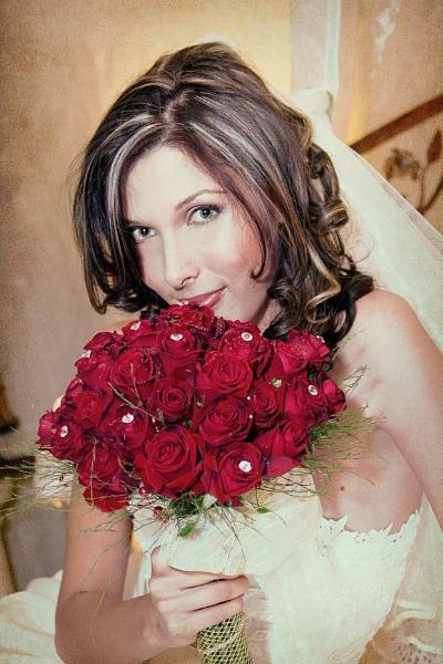 Blushing Bride by tari1005