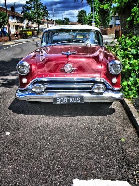 Oldsmobile in Essex by goldieboy66