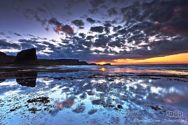 Saltwick Big Skies by WarrenD