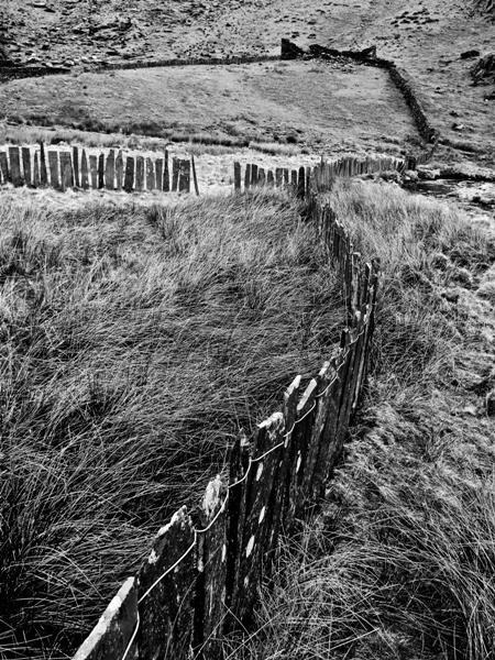 Slate Fence by wynn469