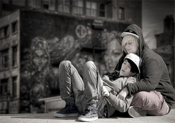 URBAN LOVE by GERRYGENTRY
