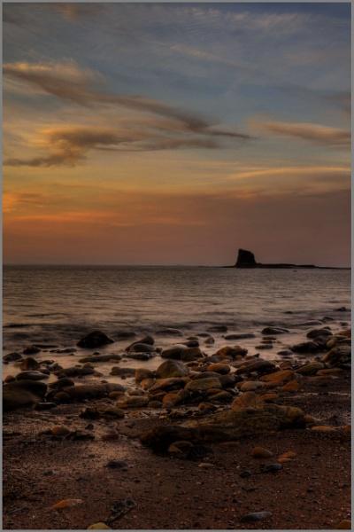 Saltwick Rocks by stephenscott