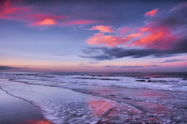 Red Sky At Night by stephenscott