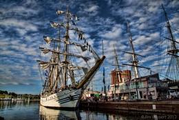 Tall Ship -Dewaruci (Indonesia) Baltimore,Maryland USA