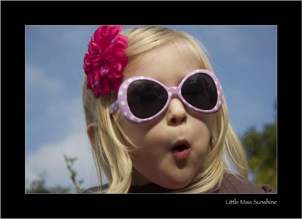 Little Miss Sunshine by NDODS