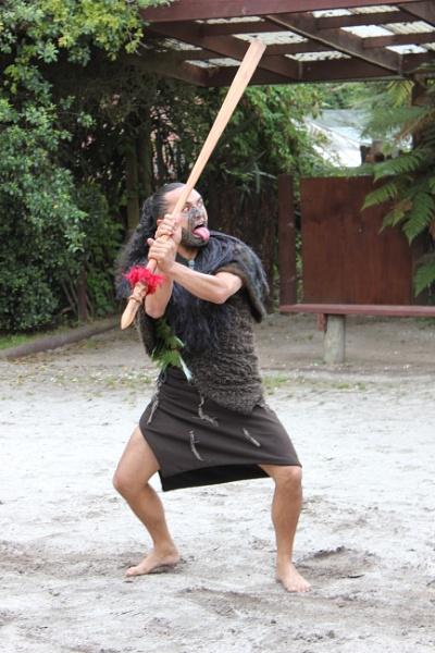 Maori Warrior by KIWIGIRL78