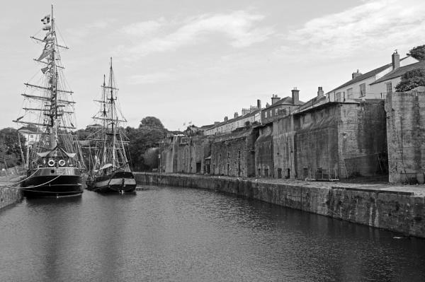 The Tall Ships at Charlestown. by SimonLathlane