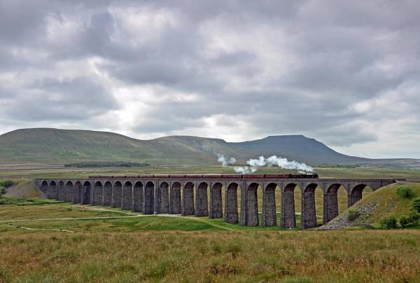 The Beauty of the Settle & Carlisle Railway by SimonLathlane