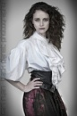 Part of catalogue shoot for gothic fashion designer...Model Lauren by redmist