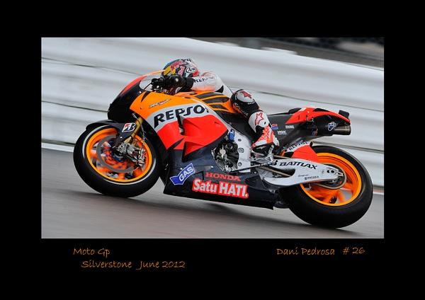 Moto GP Silverstone by MikeMar