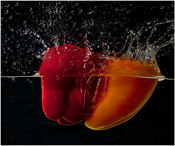 Pepper splash by mickp