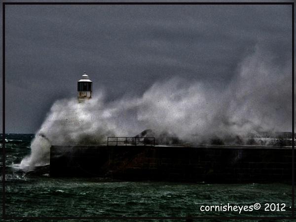 stormy waters by CornishEyes