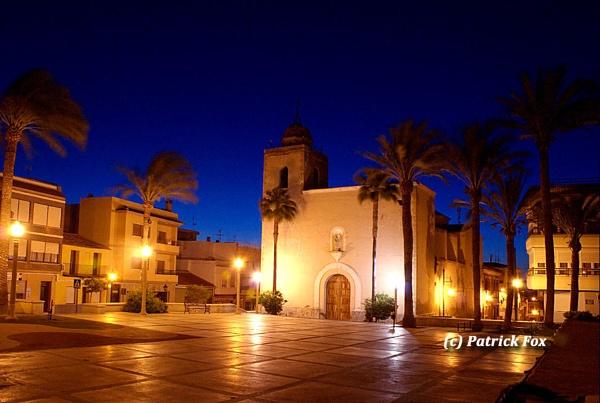 San miguel church by Paddy_fox
