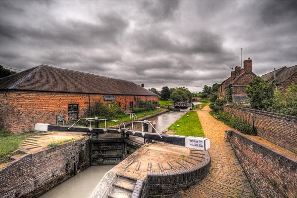 Braunston Locks by BigCol