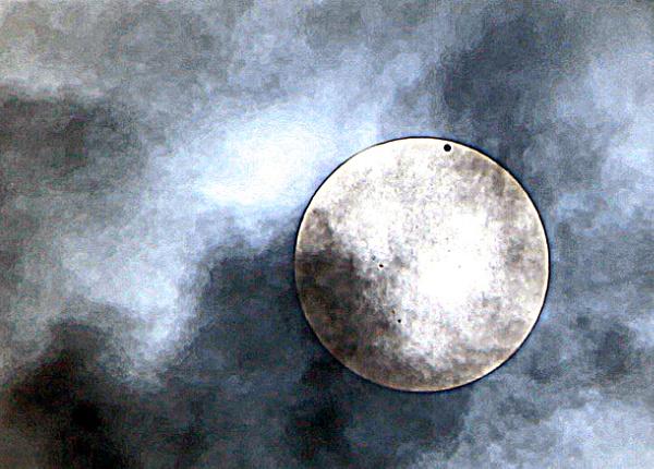 Transit of Venus by SylP